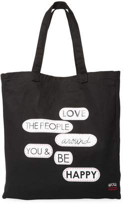 Peace Love World Women's Love The People Around You Tote