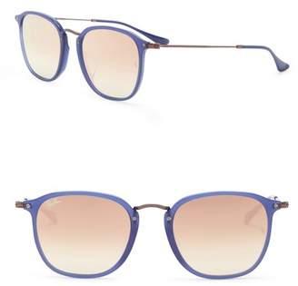 Ray-Ban Women's Square 53mm Sunglasses