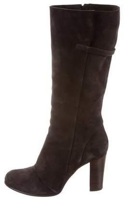 Coclico Suede Mid-Calf Boots