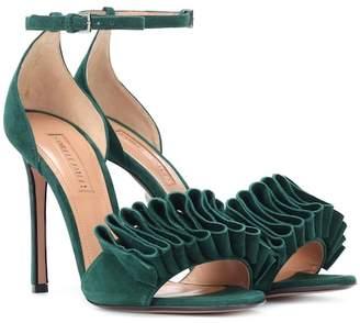 Samuele Failli Exclusive to Mytheresa – Alexandra 105 suede sandals