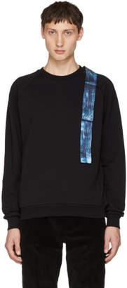 Cottweiler Black Harness Sweatshirt