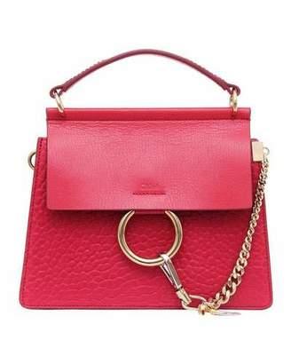 Chloé Faye Small Top Handle Bag