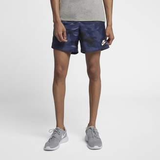 Nike Sportswear Men's Camo Shorts