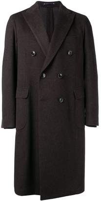 Bagnoli Sartoria Napoli double breasted coat