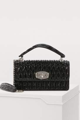 32b3cb419384 Miu Miu Lock Bag - ShopStyle UK