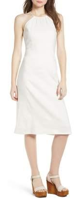 Leith Halter Midi Dress