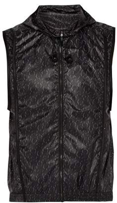 Cottweiler Hooded Technical Gilet - Mens - Black