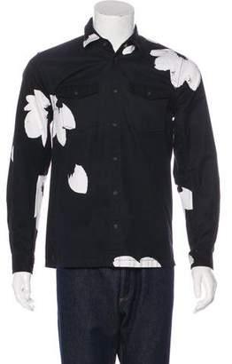 3.1 Phillip Lim Printed Shirt Jacket