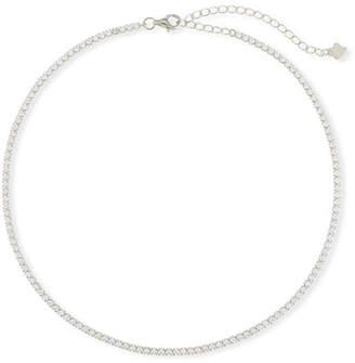 Fallon Micro Pavé; Choker Necklace
