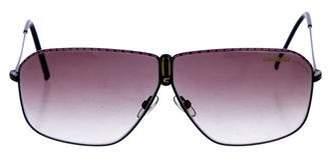 Carrera Aviator Gradient Sunglasses