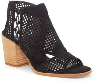 Vince Camuto Kampbell Open Toe Mesh Bootie