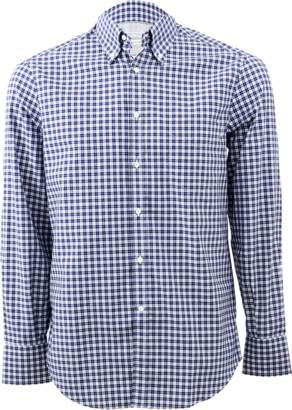 Brunello Cucinelli Plaid Shirt