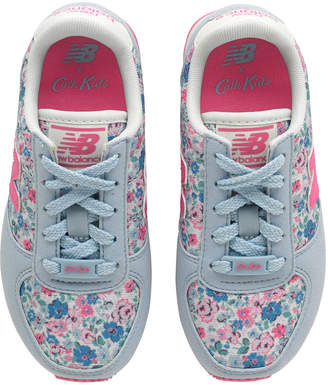 43501a6be93 Cath Kidston New Balance Mews Ditsy Kids Laced Trainers
