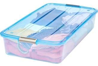 Iris Underbed Buckle Plastic Underbed Storage