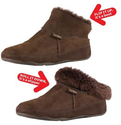 FitFlop Billow (chocolate)