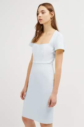 8a6446fd6b8 Womens Fitted Blue Dresses - ShopStyle UK