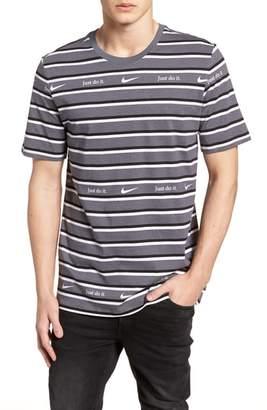 Nike SB Just Do It Stripe T-Shirt