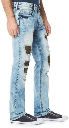 Buffalo David Bitton Evan-X Slim Straight Jeans