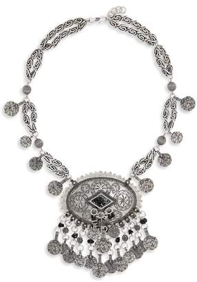 Saint Laurent Marrak Berbere Collar Necklace