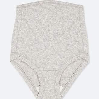 Uniqlo Women's High-rise Maternity Shorts