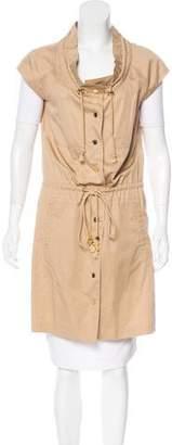 Tory Burch Lightweight Longline Vest
