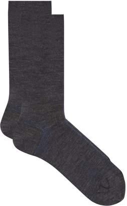 Dore Dore Merino Wool Rib Socks