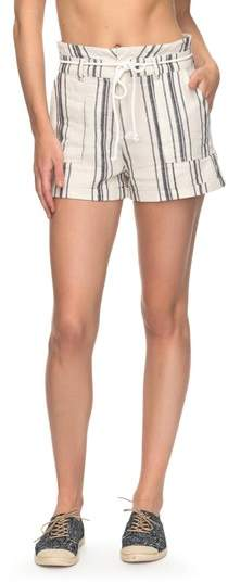 San Salvador Stripe Shorts