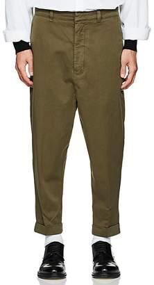 Ami Alexandre Mattiussi Men's Cotton Twill Trousers