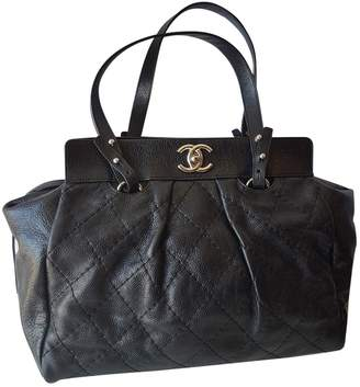Chanel Timeless leather tote