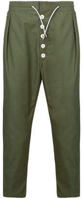 Sunnei relaxed-fit trousers