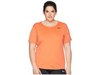 Nike Pro Mesh Short Sleeve Top Women's Workout