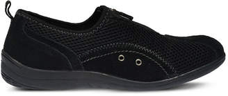 Spring Step Womens Slip-On Shoes Zip Round Toe
