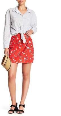 Cotton On & Co. Mel Mini Wrap Skirt