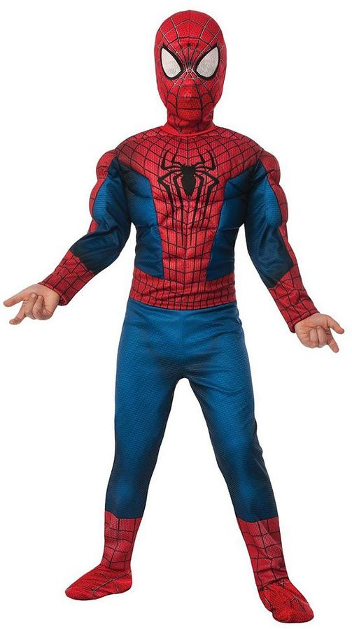 The Amazing Spider-Man 2 Deluxe Costume - Kids