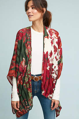 Elizabeth Gillett Foral Forest Kimono
