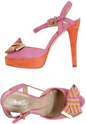 MISS SIXTY Sandals $151 thestylecure.com