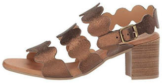 Eric Michael Copper Brea Sandal