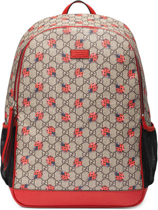 GG ladybugs diaper bag $1,490 thestylecure.com