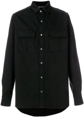 Neil Barrett Gang shirt
