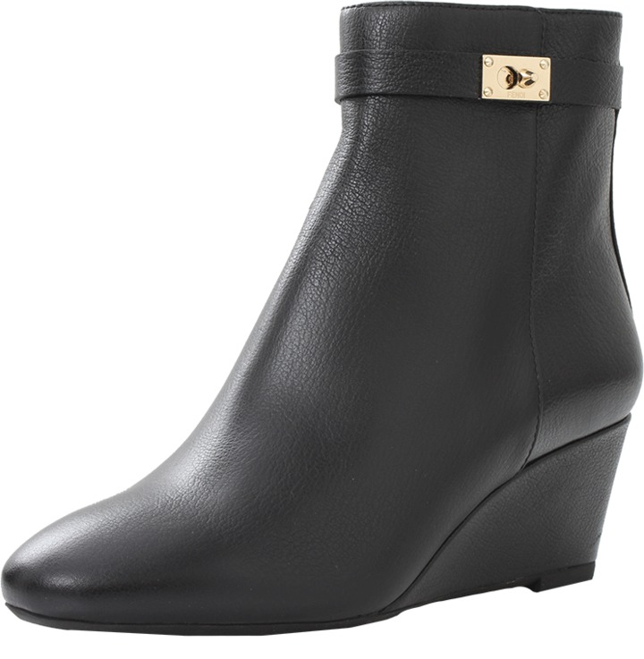 Fendi Goldmine Wedge Boot
