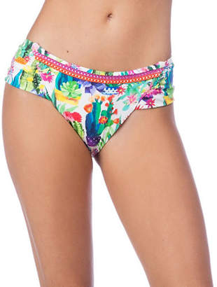 Nanette Lepore Charmer Floral Bikini Bottom