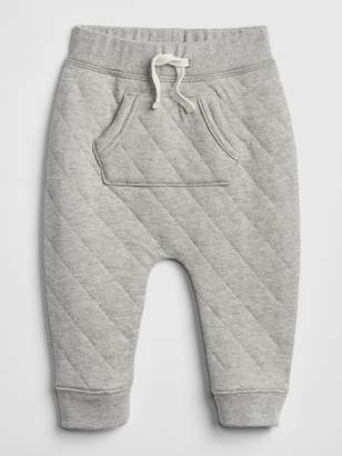 Gap Quilted Pull-On Pants