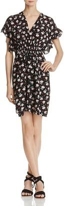 Rebecca Taylor Rosalie Smocked Silk Dress $395 thestylecure.com