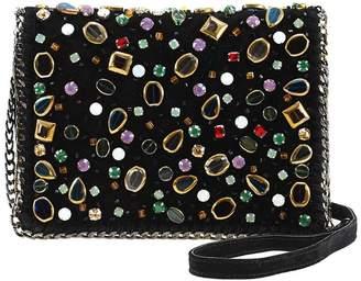Mary Frances Shattered Embellished Handbag