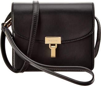 Balenciaga Lock Small Leather Crossbody