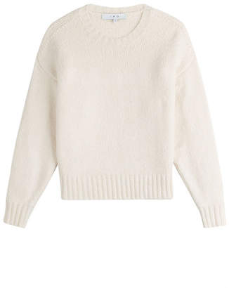 IRO Cotton Pullover with Lace-Up Detail
