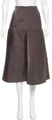 Marni A-Line Midi Skirt w/ Tags