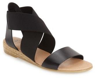 Women's Andre Assous 'Malta' Wedge Espadrille Sandal $119.95 thestylecure.com