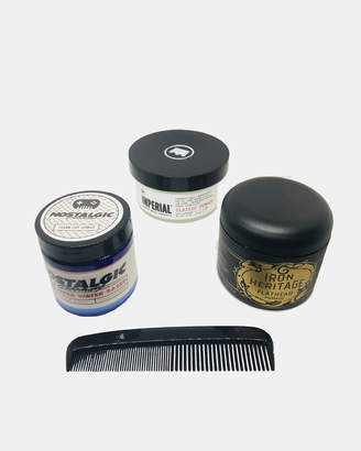 The Pomade Shop Essential Water Based Pack