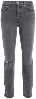 GRLFRND Karolina Ripped Skinny Jeans